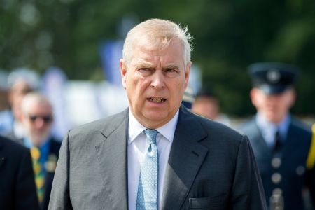 Prince Andrew Says He Is Appalled By Jeffrey Epstein S Alleged