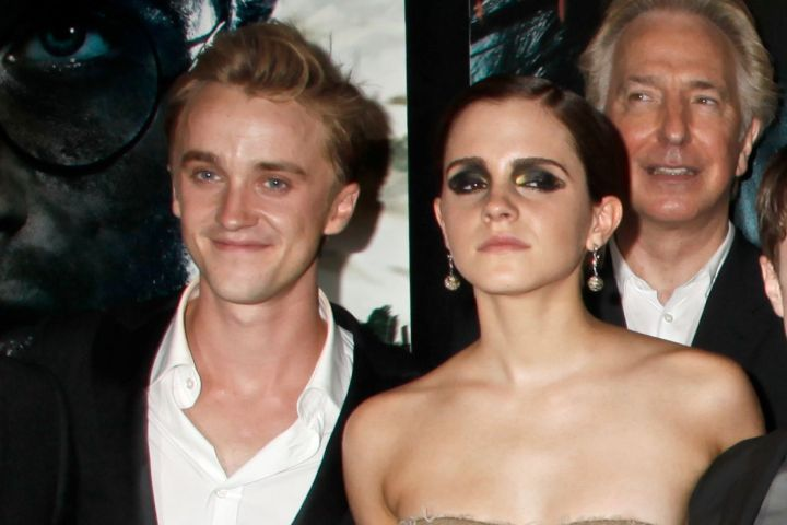 Emma Watson And Harry Potter Co Star Tom Felton Continue To Fuel Dating Rumours In Their Pajamas Etcanada Com