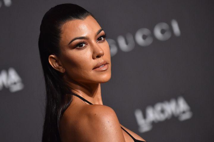 Mandatory Credit: Photo by AFF-USA/Shutterstock (9960545aa) Kourtney Kardashian LACMA: Art and Film Gala, Los Angeles, USA - 03 Nov 2018
