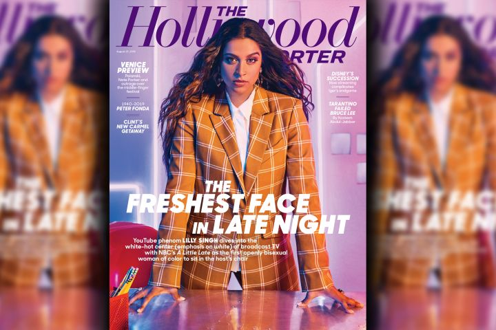Lilly Singh. Photo: The Hollywood Reporter