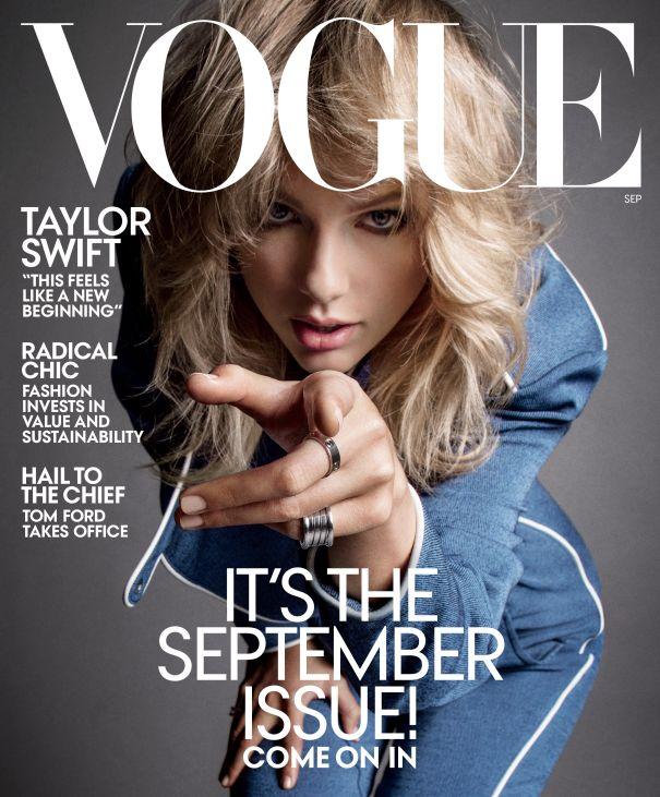 Taylor Swift- Vogue