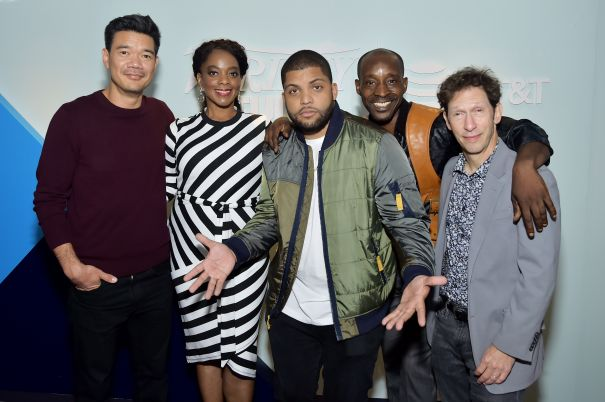Cast Of 'Just Mercy'