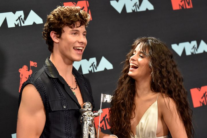 Shawn Mendes and Camila Cabello - CP Images