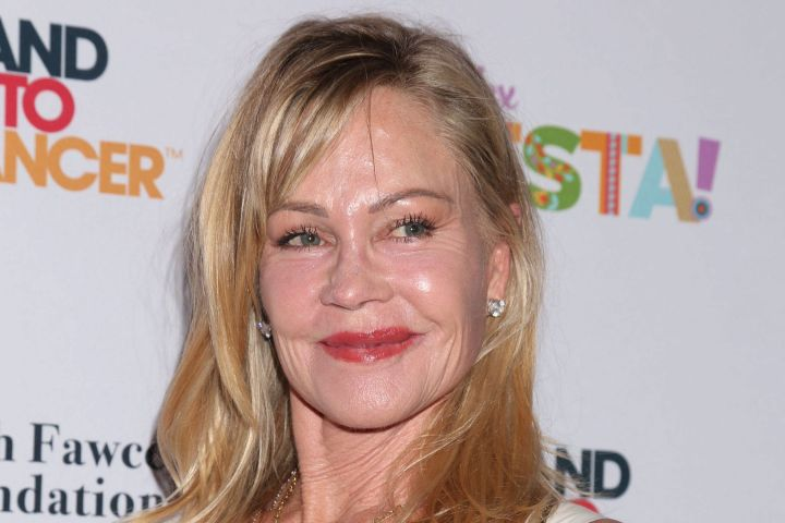 Melanie Griffith. Photo: CP Images