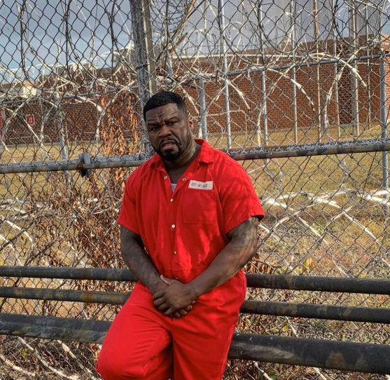 50 Cent Is Behind Bars For New ABC Show