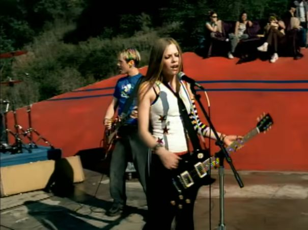 A 'Complicated' Video Shoot