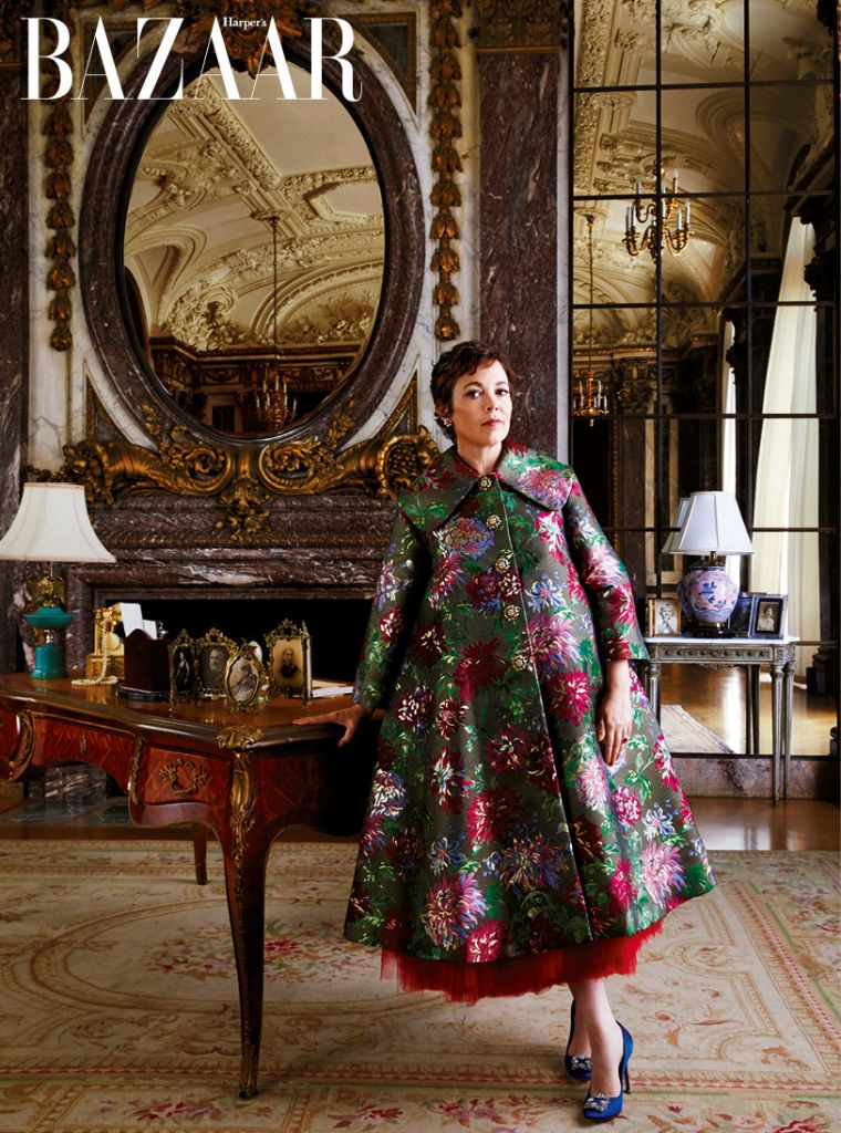 Harper's Bazaar UK/ Alexi Lubomirski