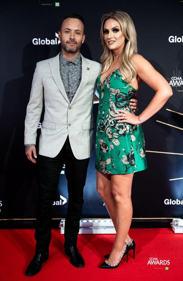 Dallas Smith And Kristen Smith
