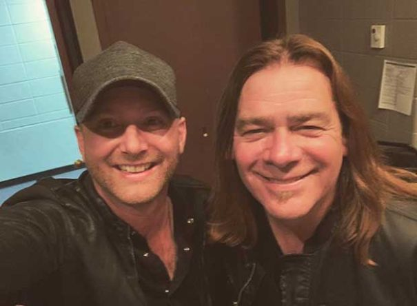 Tim Hicks and Alan Doyle