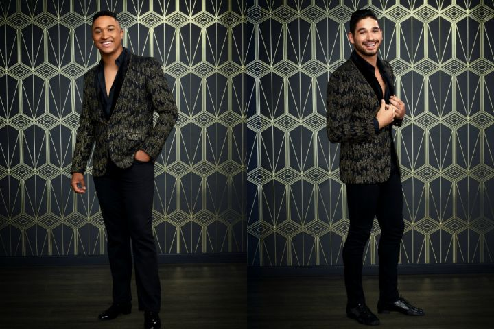 Brandon Armstrong And Alan Bersten - Getty Images