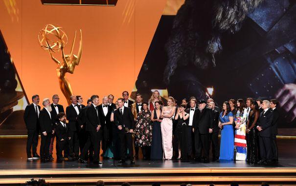 'Game Of Thrones' Wins Big