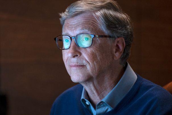'Inside Bill's Brain: Decoding Bill Gates'