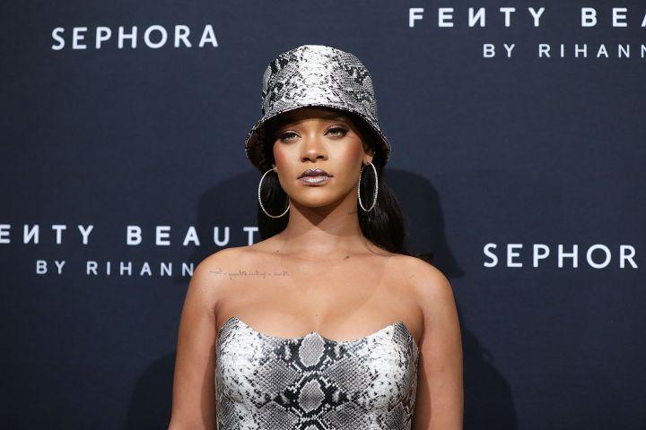 Rihanna. Photo: Caroline McCredie/Getty Images