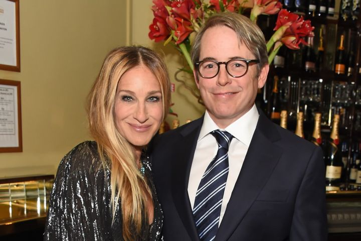 Sarah Jessica Parker And Matthew Broderick - Getty Images