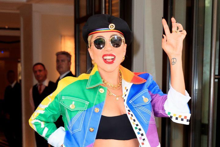 Lady Gaga. Photo: Gotham/GC Images
