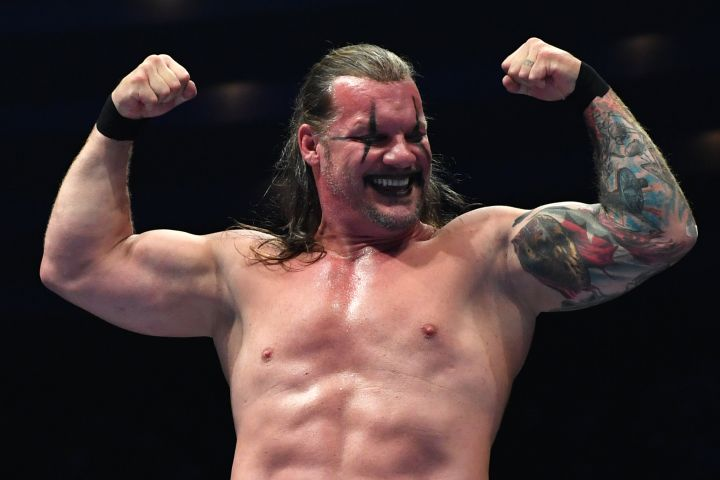 Chris Jericho - Etsuo Hara/Getty Images