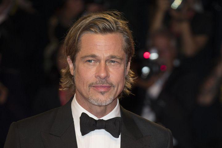 Brad Pitt. Photo: Primo Barol/Anadolu Agency via Getty Images