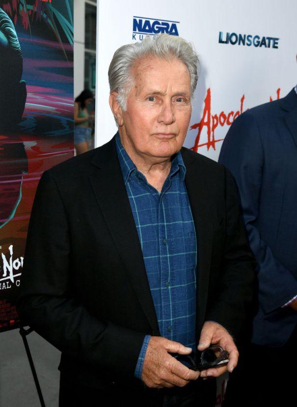 Martin Sheen, 79
