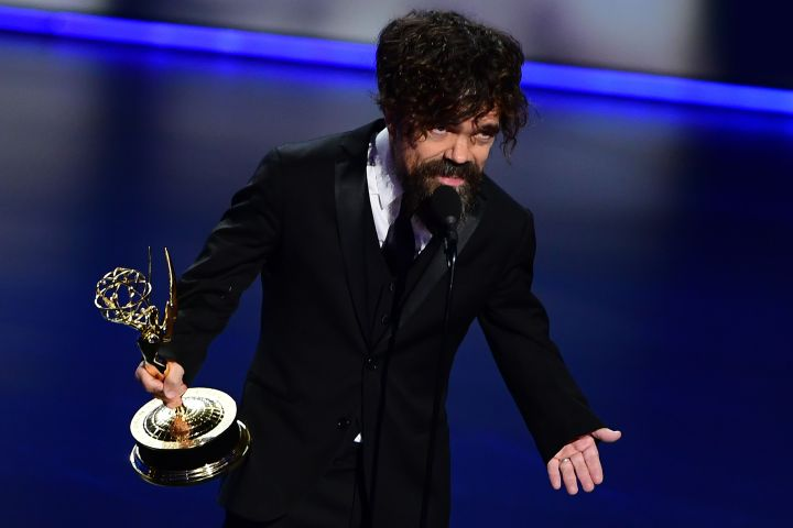 Peter Dinklage - Getty Images