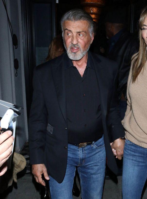Sylvester Stallone, 73