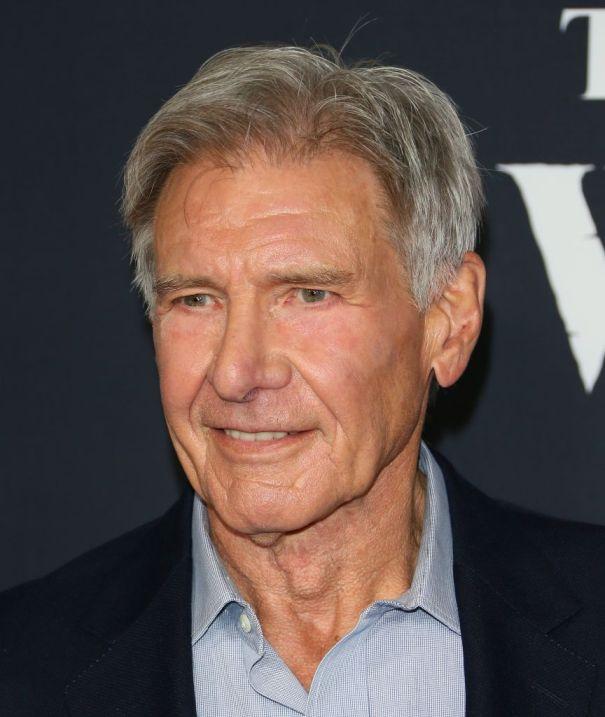 Harrison Ford, 77
