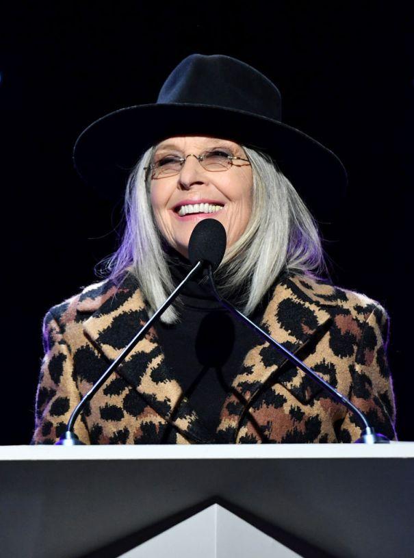 Diane Keaton, 74