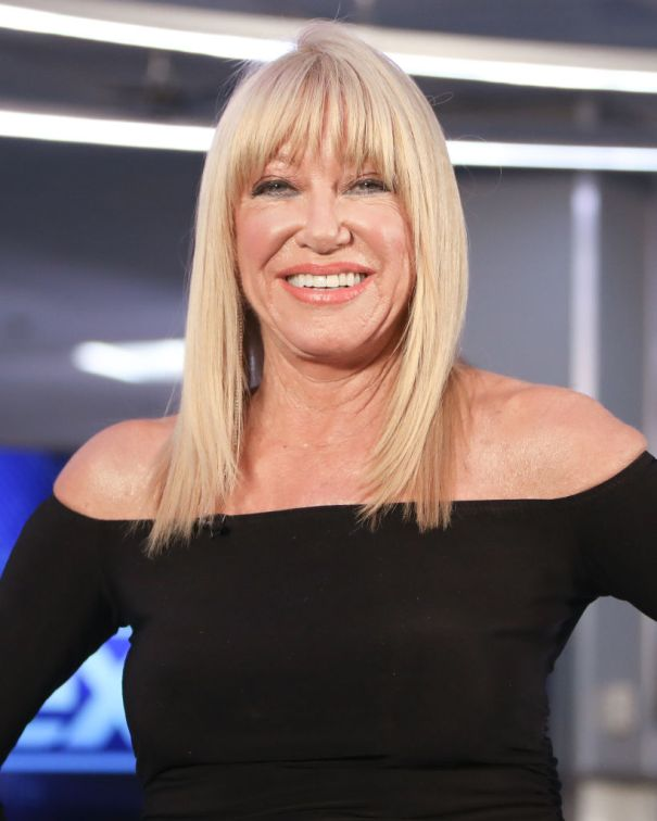 Suzanne Somers, 73