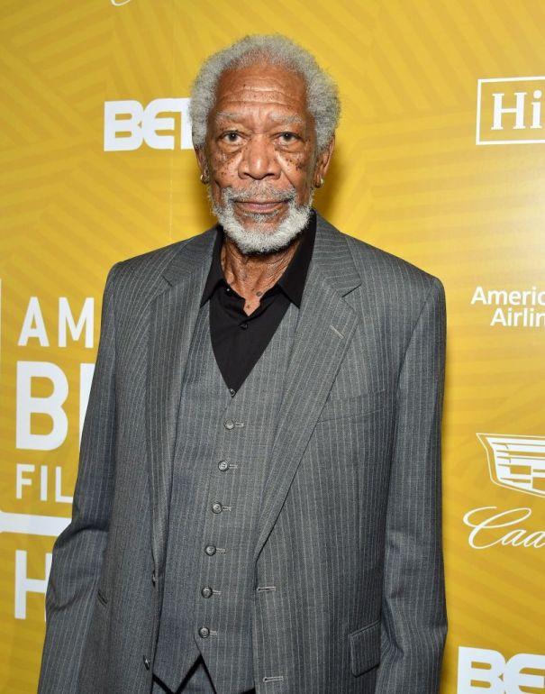 Morgan Freeman, 82