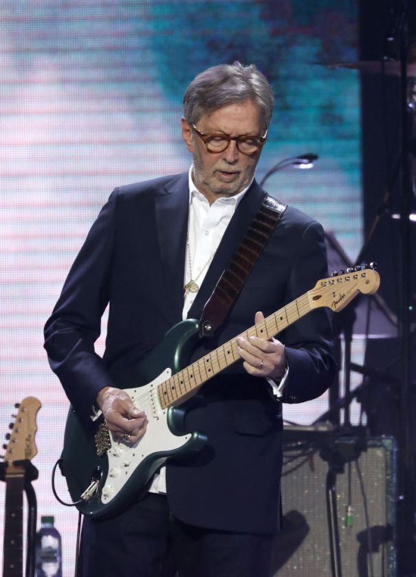 Eric Clapton, 75