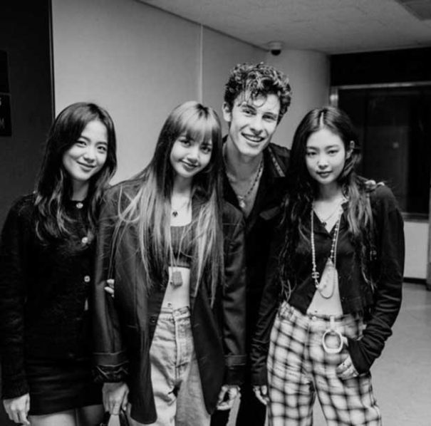 Mr. Mendes Charms Korea