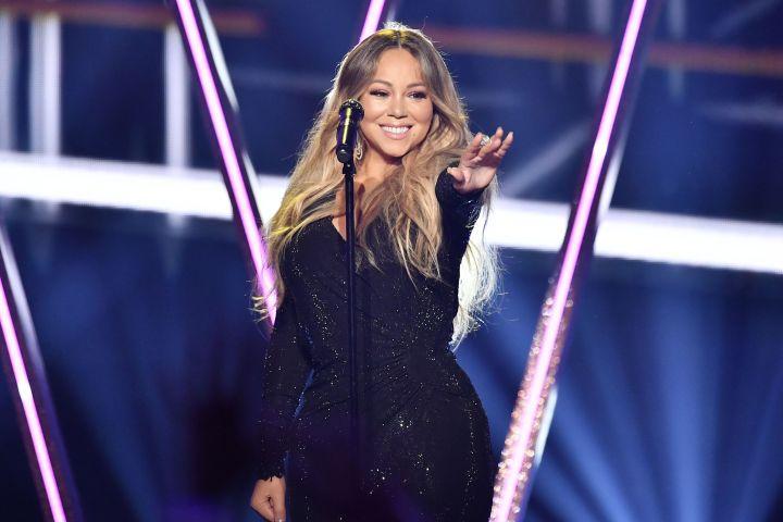 Mariah Carey - Rob Latour/Shutterstock