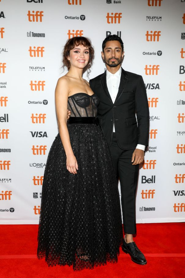 Olivia Cooke And Riz Ahmed