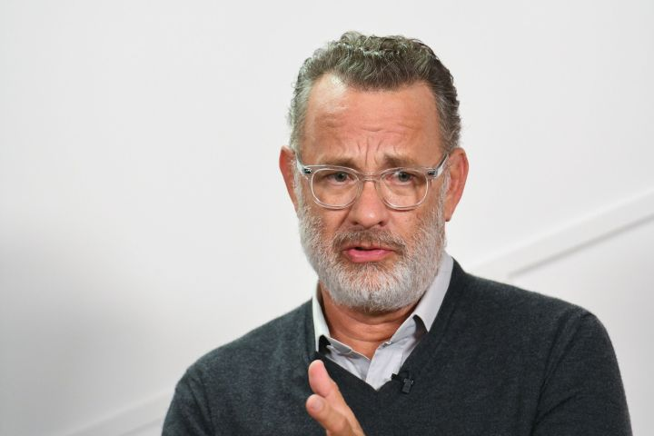 Tom Hanks. Photo: Michelle Quance/VARIETY/Shutterstock