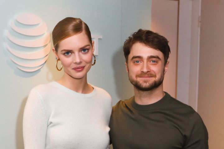 Samara Weaving, Daniel Radcliffe - Michael Hurcomb/Variety/Shutterstock