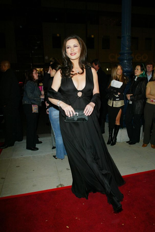 Premiere Of 'Chicago', 2002