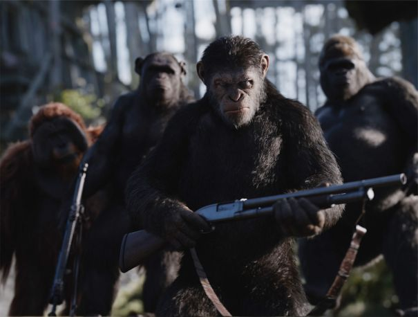 Wes Ball Behind 'Planet Of The Apes' Reboot