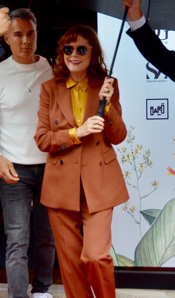 Susan Sarandon At TIFF 2019