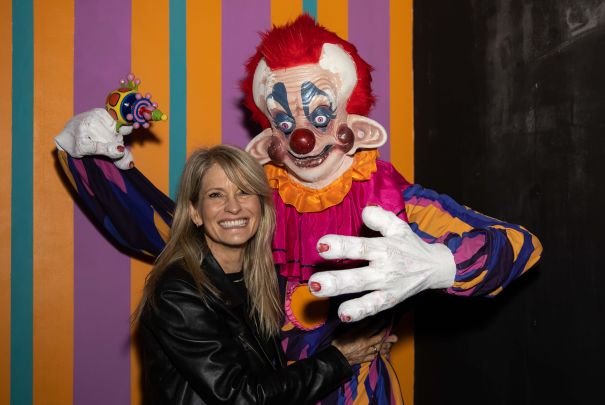 Suzanne Snyder Gets Back To 'Killer Klowns From Outer Space'