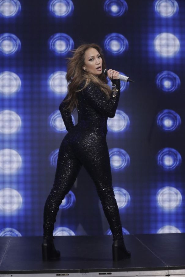 Carrie Ann Inaba Takes On JLo