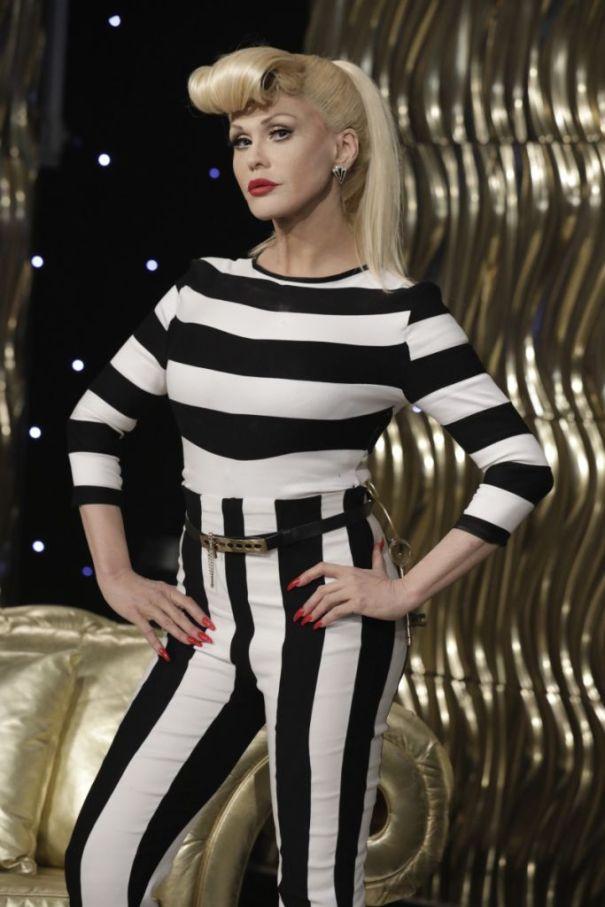 Marie Osmond As Gwen Stefani