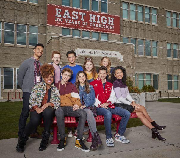 'High School Musical: The Musical: The Series' —Series Premiere