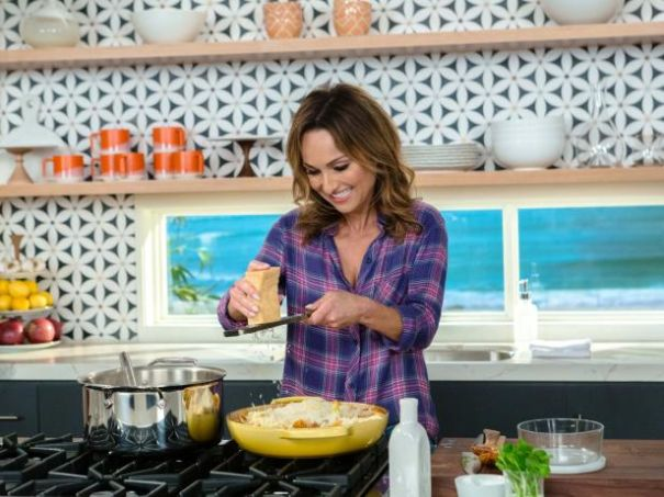 'Giada Entertains' - Series Premiere