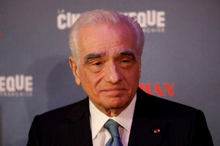 Martin Scorsese -REUTERS/Charles Platiau
