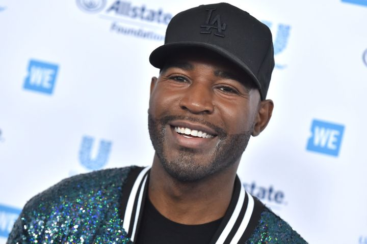 Karamo Brown at WE Day California held in The Forum on April 25, 2019 in Los Angeles, CA. © O'Connor/AFF-USA.com