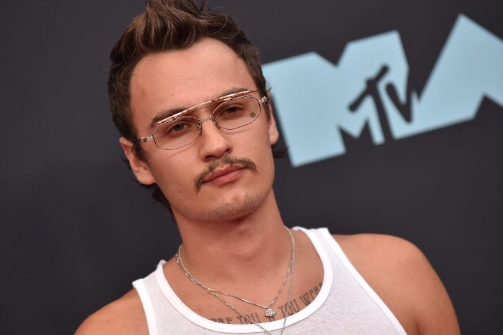 Brandon Thomas Lee at the 2019 MTV Video Music Awards held at the Prudential Center on August 26, 2019 in Newark, NJ