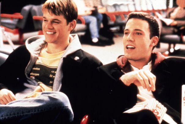 Ben Affleck & Matt Damon