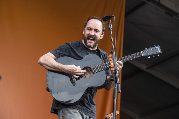 Dave Matthews - AP