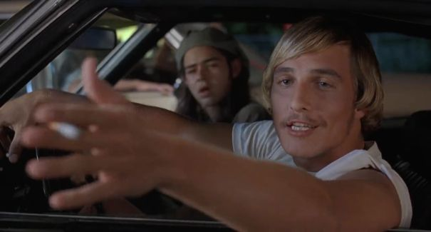 'Dazed And Confused'