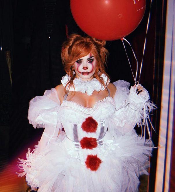 Demi Lovato Keeps 'It' Creepy