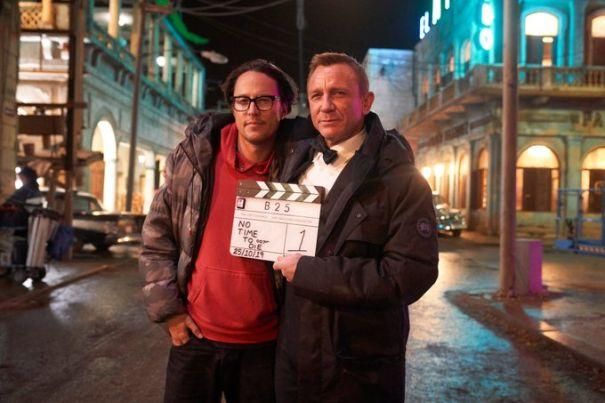 Daniel Craig Wraps 'Bond 25'